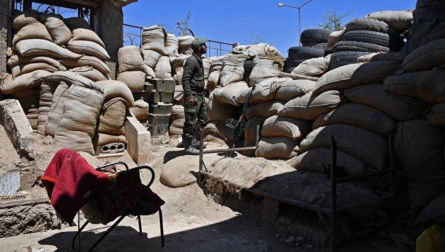 Военные в Сирии. Архивное фото