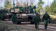 Военнослужащие Канады. Архивное фото