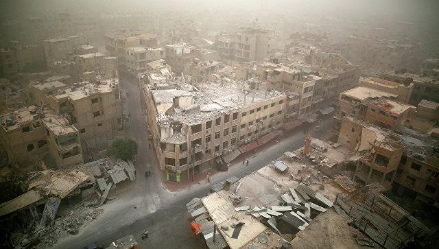 СМИ проинформировали обударе Израиля врайоне аэропорта Дамаска