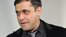 Экс-президент Фондсервисбанка Александр Воловник. Архивное фото