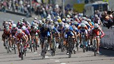 Велогонка Пять колец Москвы пройдет с 5 по 9 мая