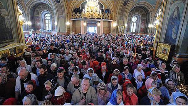 День канонизации и преставления святой праведной блаженной Матроны Московской