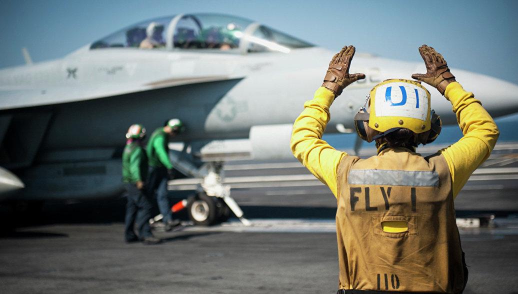 Коалиция во главе с США нанесла удар по сирийской армии