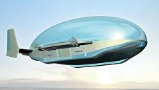 Летательный аппарат Атлант-100