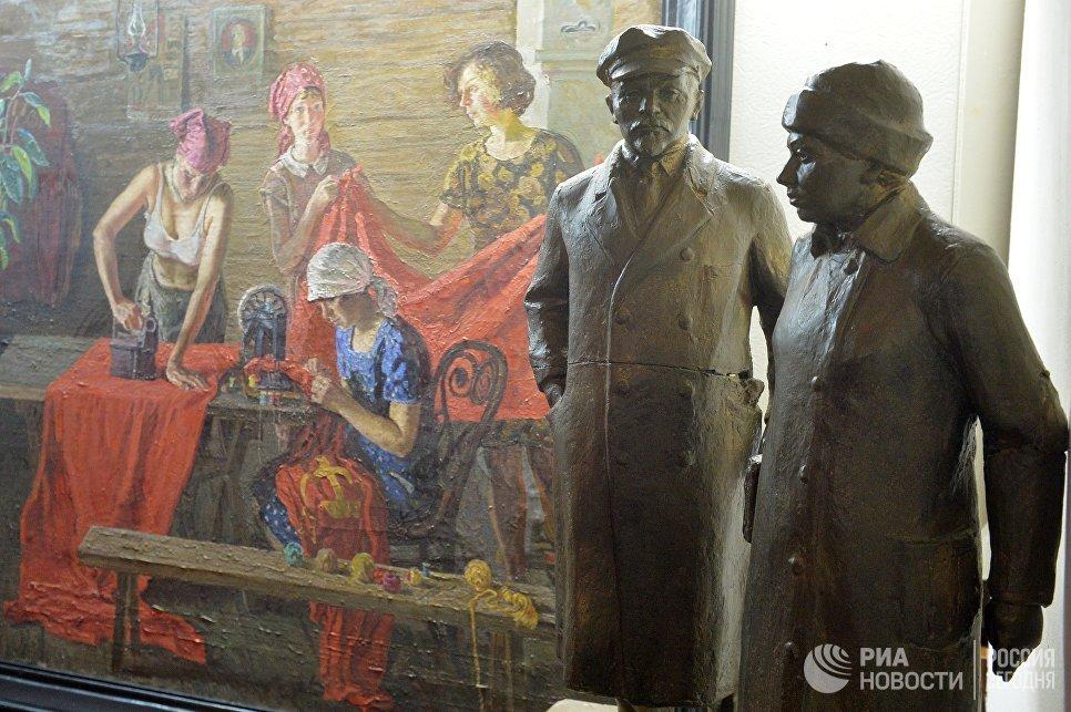 ВЭрмитаже стартует серия исторических выставок, приуроченных революции 1917 года