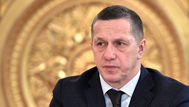 Полпред В. Путина отреагировал на законодательный проект США опроверке портов Российской Федерации