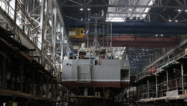 В Российской Федерации будут отмечать День кораблестроителя
