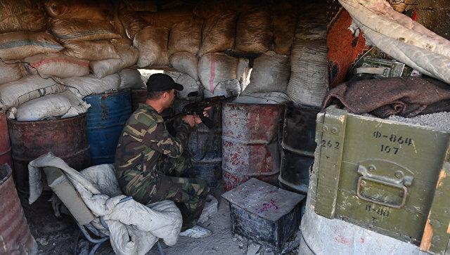 Франция и ФРГ призвали прекратить бои в Восточной Гуте
