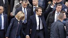 Второй тур президентских выборов во Франции