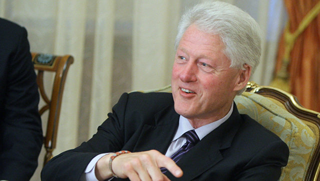Экс-президент США Бил Клинтон будет соавтором триллера