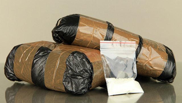 Груз кокаина отправили в Российскую Федерацию вконтейнере сбананами