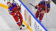 Игрок сборной России Никита Кучеров. Архивное фото