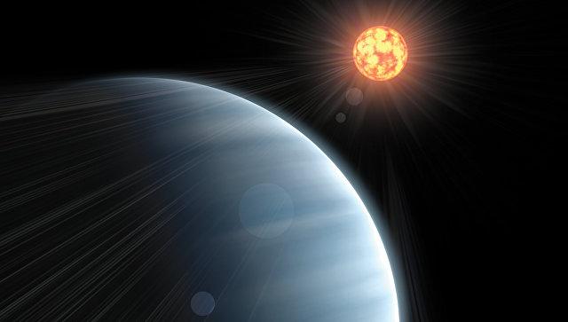 Астрономы впервые измерили параметры атмосферы экзопланеты, похожей на Землю