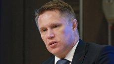 Руководитель Федеральной службы по надзору в сфере здравоохранения Михаил Мурашко. Архивное фото