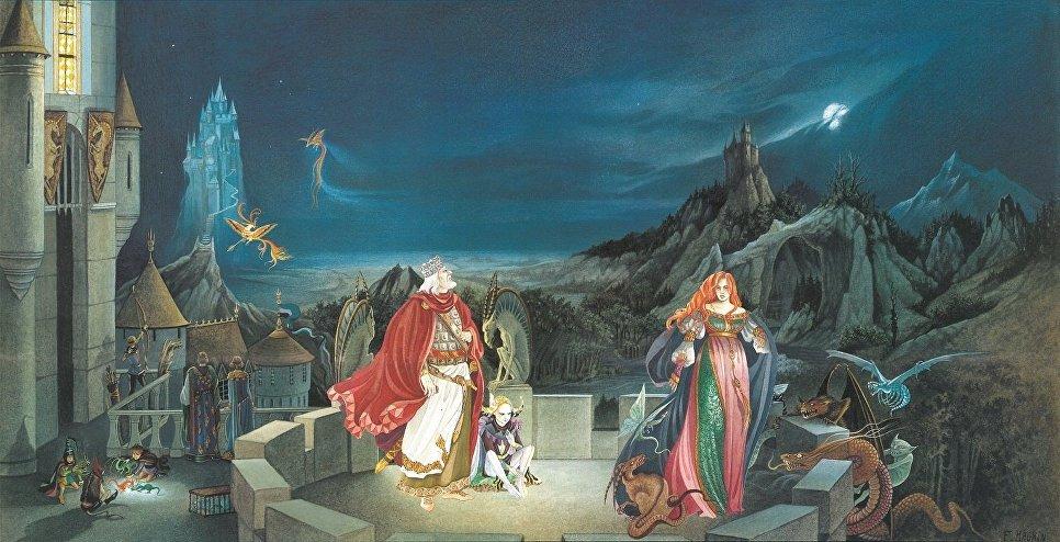 ВСША снимут сериал по книжке создателя «Игры престолов»