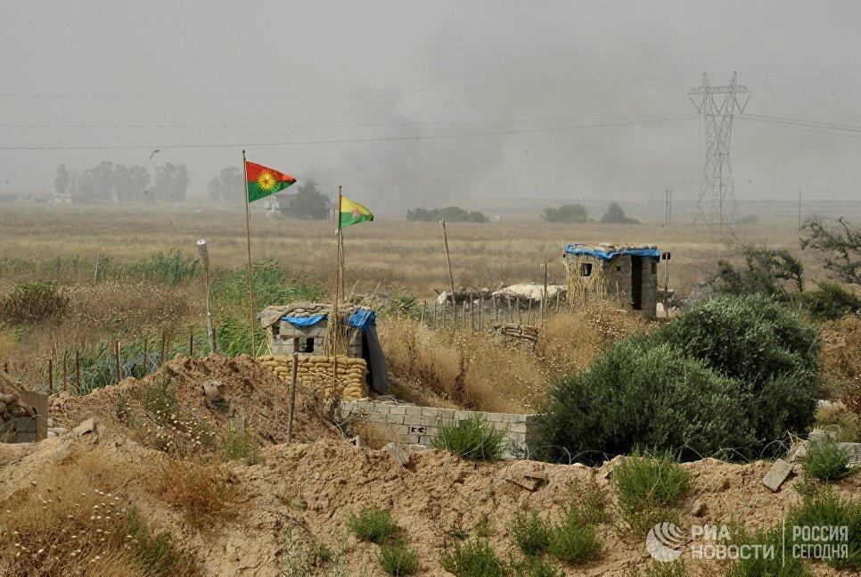 Сирийский Курдистан с российским приветом - портал новостей