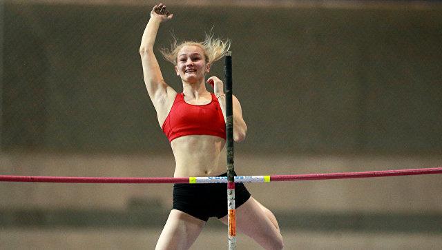 Первая легкоатлетка изРФ одолела вмеждународном турнире после допуска россиян
