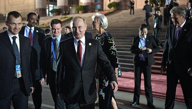 Путин: Россия не понесла существенного ущерба в результате глобальной кибератаки