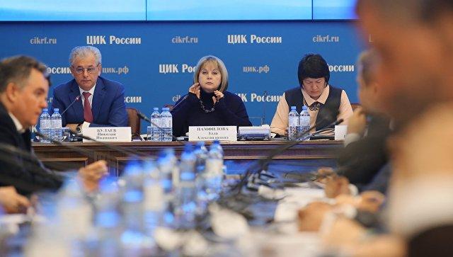 В.Матвиенко неисключает возможность появления графы «против всех» навыборах