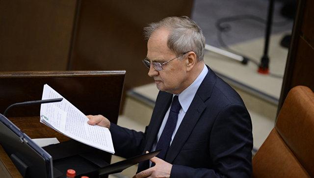 Зорькин: Российская Федерация продолжит разговор сЕСПЧ, однако будет отстаивать идентичность