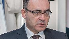 Руководитель Представительства МИД России во Владивостоке Игорь Агафонов