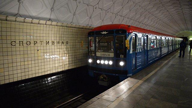 Власти столицы проинформировали, что протечки вметро неугрожают безопасности пассажиров