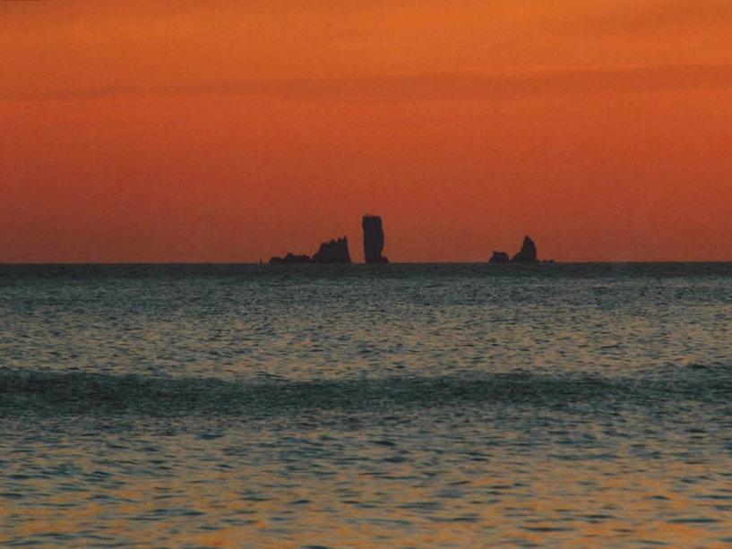 Скалы-корабли (Елькен-Кая)