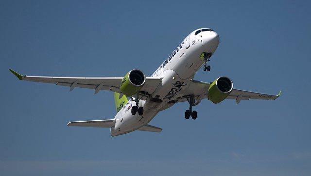 Bombardier считает жалобу Boeing в США беспочвенной