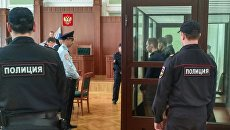Вынесение приговора военным, убившим медсестер в Петербурге