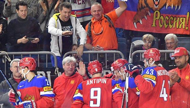 Хоккей. Чемпионат мира. Матч за третье место