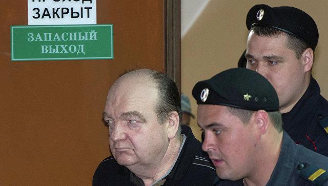 Бывший директор ФСИН России Александр Реймер в Пресненском суде Москвы. Архивное фото