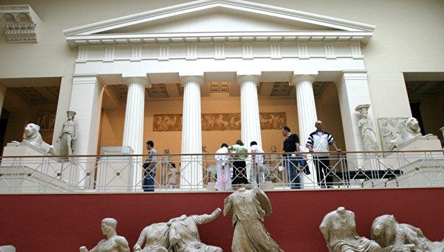 Главное здание Пушкинского музея закроется на реставрацию в 2022 году