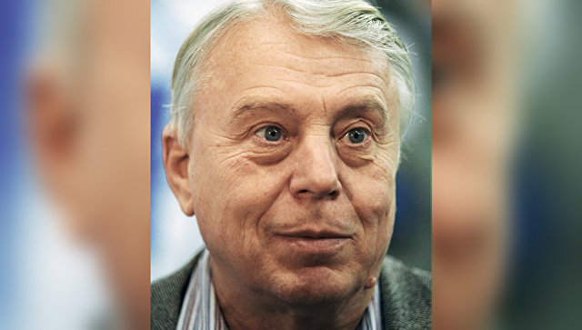 На79-м году жизни скончался известный спортивный комментатор Владимир Перетурин