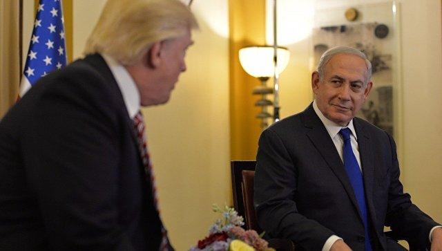 Трамп пообещал всегда быть на стороне Израиля