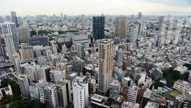 Район Минато в Токио. Архивное фото