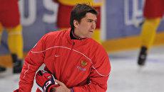 Тренер Игорь Никитин. Архивное фото