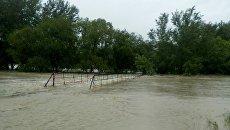 Наводнение в Минеральных водах