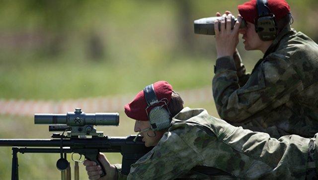 Русские снайперы установили новый мировой рекорд вдальности стрельбы