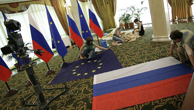 Подготовка к Саммиту Россия-ЕС. Архивное фото