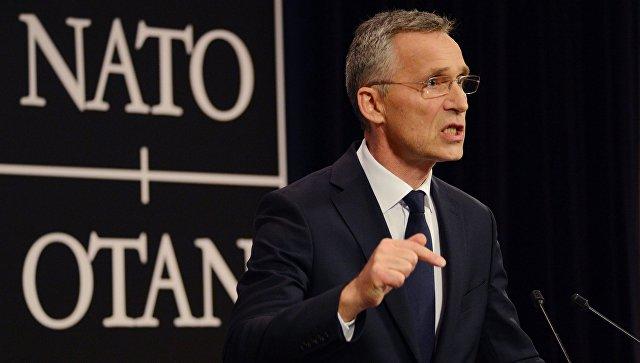 Генсек НАТО сообщил, что обсудил с Лавровым КНДР и Афганистан