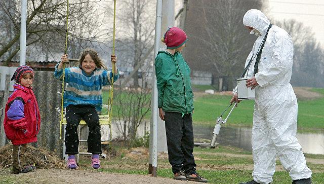 Более тысячи детей, пострадавших от аварии на ЧАЭС, пройдут реабилитацию