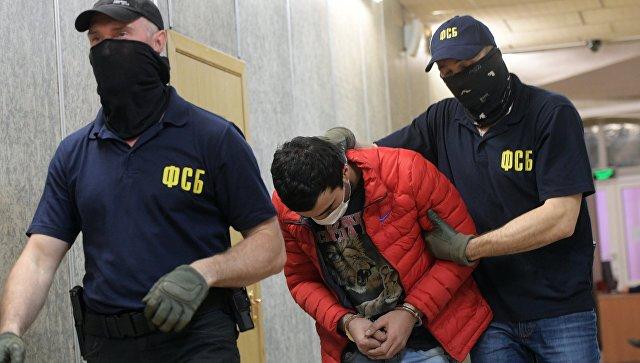 Задержанный в Москве террорист признался, что его сообщник готовил взрыв