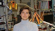 Денис Сукачев, физик из Российского квантового центра