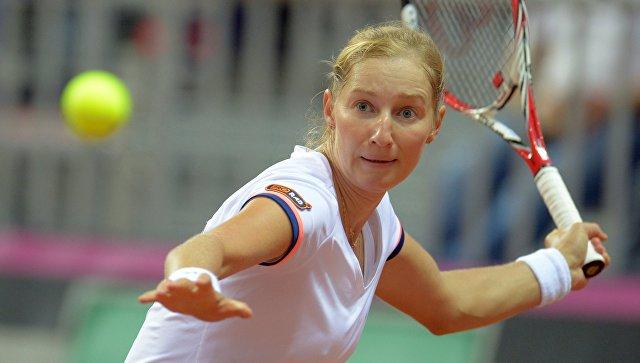 Макарова обыграла первую ракетку мира Кербер наRoland Garros