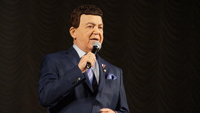 Выступление Иосифа Кобзона в Луганске. 28 мая 2017