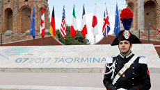 Подготовка к саммиту G7 в Италии