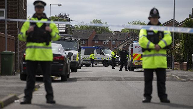 Сотрудники полиции в Манчестере. Архивное фото