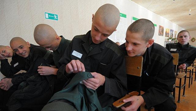 В Российской Федерации выросло число осужденных, нигде неработающих ибездомных детей-сирот