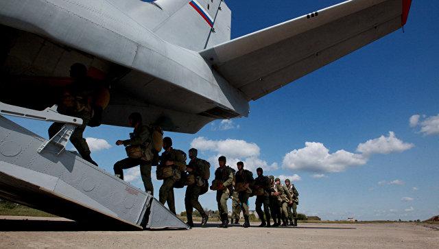 ВЗападном военном округе пройдут крупномасштабные учения ВДВ