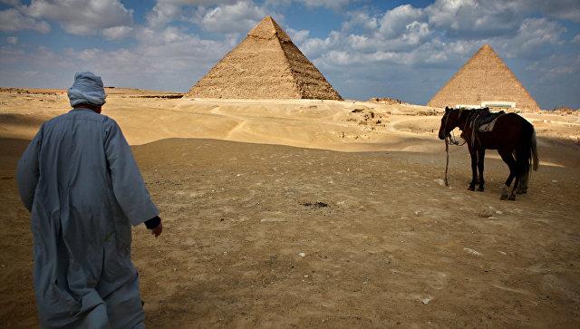 Посольство Египта опровергло сообщения об опасности для российских туристов